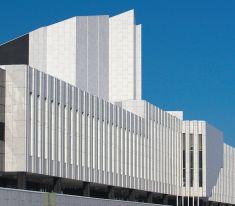Finlandiahuset är ett konsert- och kongresshus vid Tölöviken i Helsingfors.