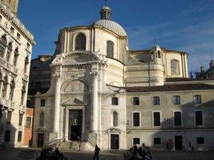 San Geremia kyrkan i Venedig.